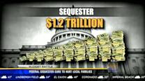 Federal sequester to impact local families