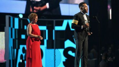 BET Awards: Chance the Rapper makes powerful call for social justice
