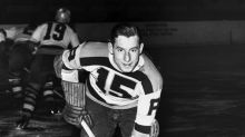 Photos: RIP Milt Schmidt, Boston Bruins legend, 1918-2017