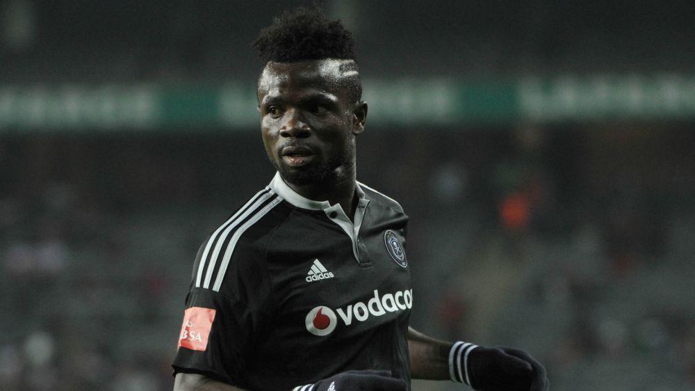 Half-Time: Orlando Pirates 1-0 Ajax Cape Town