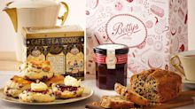 The best afternoon tea hampers
