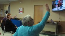 Live streaming dance class aims to help rural seniors avoid falls