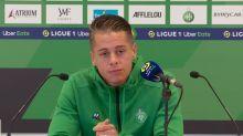Foot - L1 - St. Etienne : Hamouma : «De belles qualités et du talent»