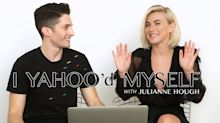 Julianne Hough On Her News-Making Hair, Judging DWTS & The One Dance She Won't Do With Derek