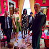 Little Girl's Temper Tantrum at the White House Leaves President Obama Speechless