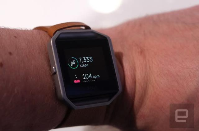 The Fitbit Blaze doesn't feel nice enough to wear every day
