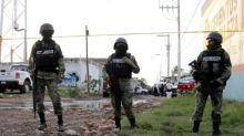 """Capturan a """"El Marro"""", poderoso traficante de gasolina en México"""