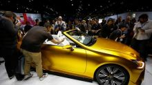 Preview: Automakers struggle with the future in Los Angeles
