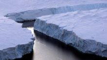 Antarctic joy flights criticised for fuelling climate crisis with 'zero gain'
