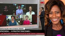 Gloria Maria volta ao 'Globo Repórter' para edição sobre racismo