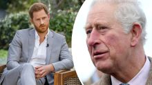 Prince Charles and Harry 'barely communicated' during talks