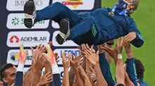 Após quinto título no Flamengo, Jesus indica que segue no comando da equipe