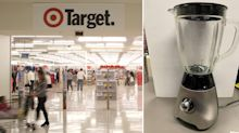 Target blender recalled over fears blades may cause 'serious lacerations'