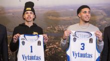 LiAngelo, LaMelo Ball both held scoreless in Lithuanian league debut