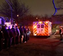 Chicagohospital shooting: Gunman dead after killing three, including police officer