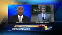 Local Syrians weigh in on possible deal with Syria