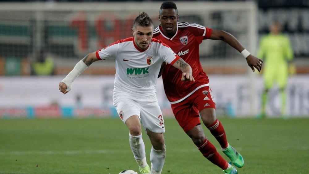 Hamburger SV: Kommt mit Konstantinos Stafylidis Verstärkung aus Augsburg?