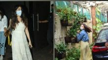 Janhvi Kapoor And Alia Bhatt Inspire Us To Up Our Chic Fashion Game With Their Outfits