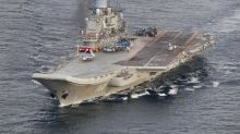 Russia building 'world's biggest aircraft carrier' to compete with US