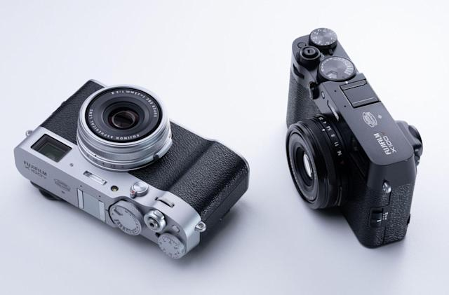 Fujifilm's X100V adds a tilt screen, more resolution and 4K video