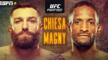 Michael Chiesa and Neil Magny face career-defining battle at UFC Fight Island 8