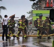 UPDATE: Heavy storms likely to disrupt rescue efforts at Florida building collapse for at least an hour