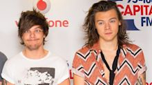 One Direction's Louis Tomlinson responds to Harry Styles gay fan fiction