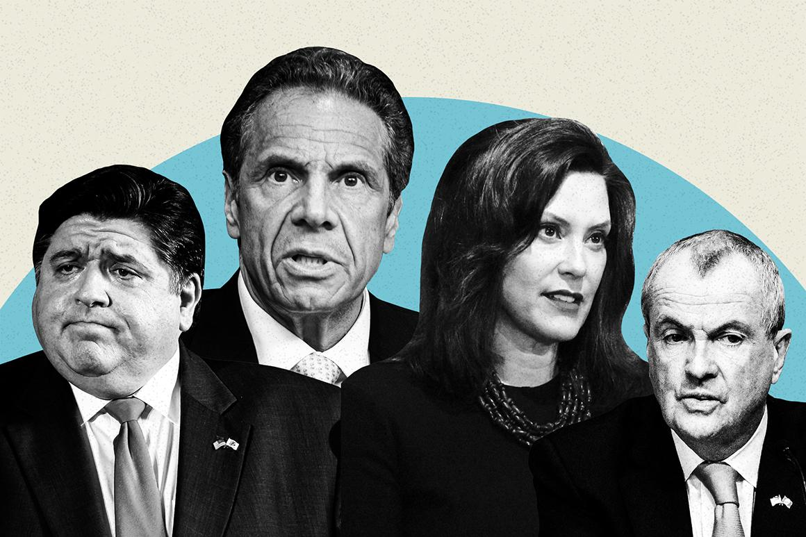 Governors find their moment — and peril