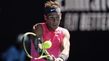 Keys, Nadal cruise through first round in Australia
