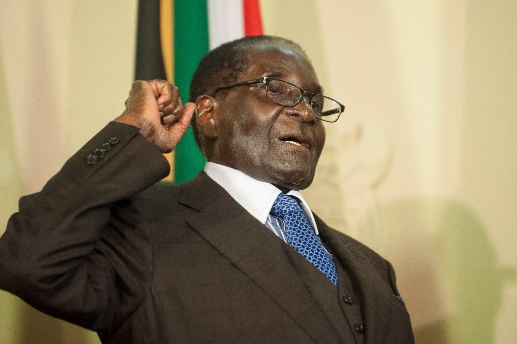Zimbabwe's President Robert Mugabe was awarded the Confucius Peace Pruze, beating the likes of Bill Gates and UN Secretary General Ban Ki-moon