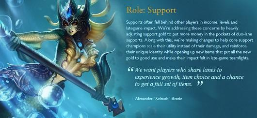 The Summoner's Guidebook: When in LoL history has support been first pick?