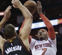 Carmelo Anthony makes another concession in his effort to join the Rockets