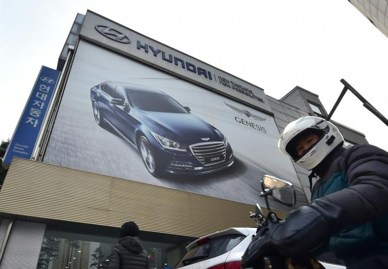 Hyundai Motor Q1 Profit Falls On Poor China Sales