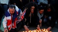 Britain names parliament attacker, IS claims responsibility