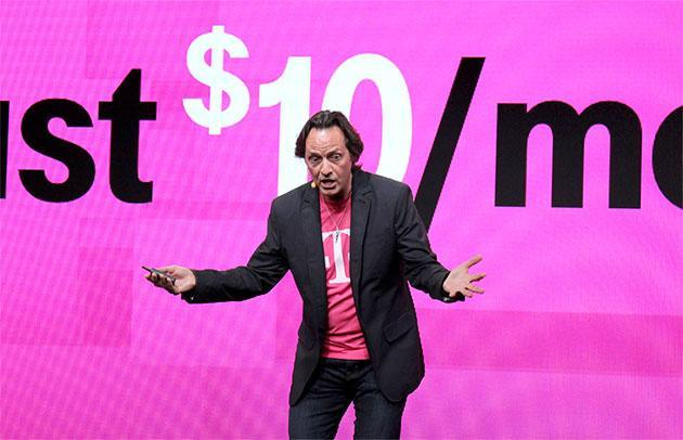 T-Mobile wants your WiFi spectrum to boost its coverage