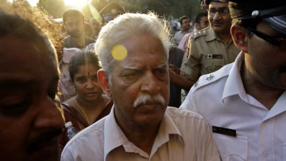 Bhima Koregaon: Pune Cops Arrest Varavara Rao as House Arrest Ends