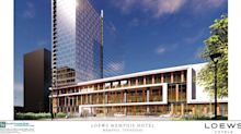 Loews argues in court: No promises made to former partner on Downtown hotel