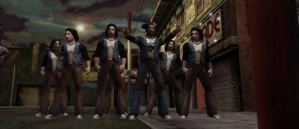 First-ever screenshots of The Warriors