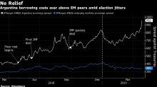 Argentine Debt Market Pummeled as Election Stokes Default Fears