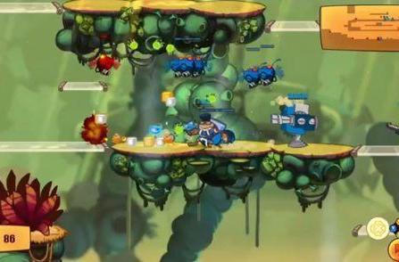 Ronimo celebrates a year of Awesomenauts, with more on the way