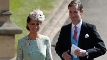 Pippa Middleton's baby's name 'revealed' with husband and father James Matthews