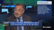 Welltower, ProMedica buy HCR ManorCare in $4.4 billion de...