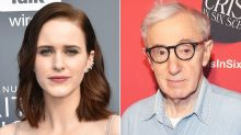 Rachel Brosnahan Says She Regrets Decision to Work with Woody Allen: 'I Can't Take It Back'
