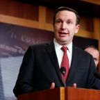 Trump still looking at gun background checks: Senator Murphy