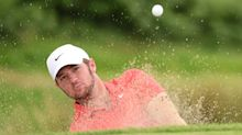 Horsfield retains Hero Open lead into final round despite erratic display