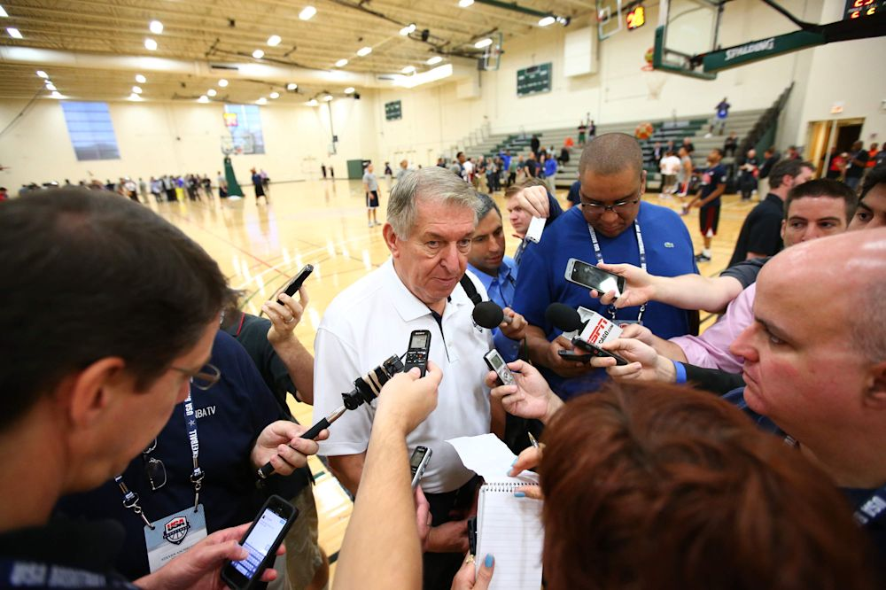 US Basketball: No Africa trip after Ebola outbreak