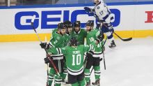Stars lead Lightning 2-1 after one in Cup Final Game 4
