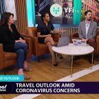 Travel outlook amid coronavirus concerns