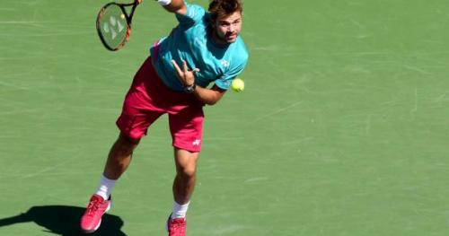 Tennis - ATP - Miami - Masters 1000 de Miami : Stan Wawrinka débute avec sérénité