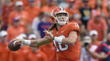 Lawrence, No. 1 Clemson dominate Wake Forest again, 37-13